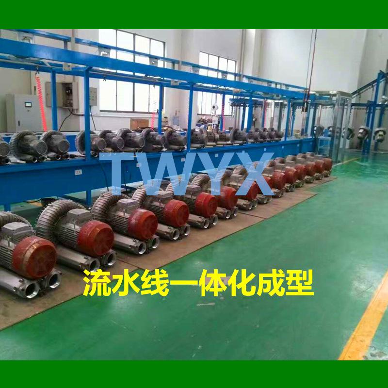 YX-61D-2旋涡气泵 2.2KW漩涡式高压气泵示例图5