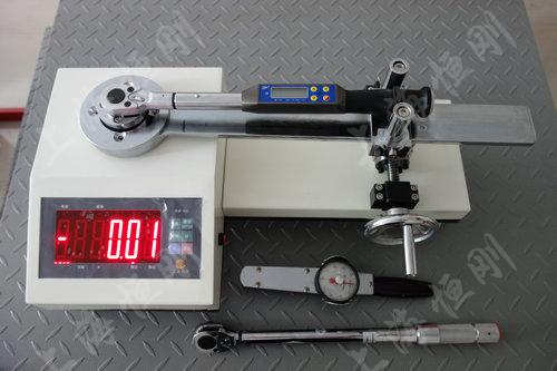 刻度式扭矩扳手测量仪