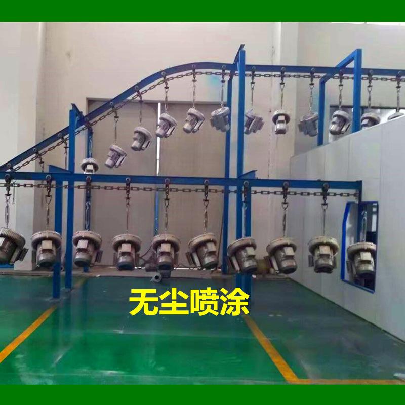 厂家 YX-71D-2高压旋涡气泵 2.2KW漩涡式高压气泵示例图6