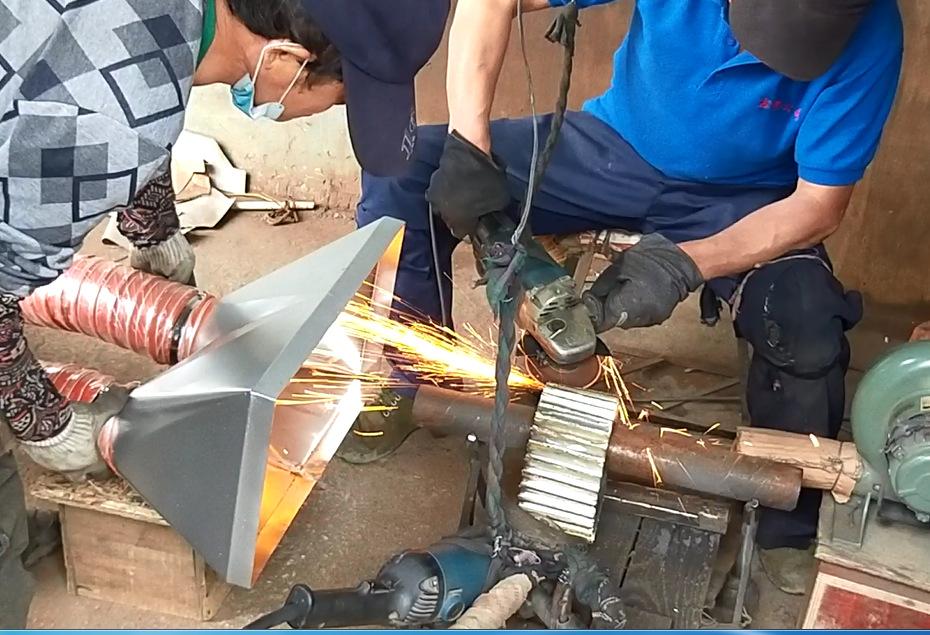 磨床粉尘集尘器 抛光打磨集尘机  车间扬尘吸尘器 漂浮粉尘除尘器示例图18