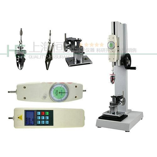 钮扣扣合力测试仪图片 可配置SGHF数显推拉力计