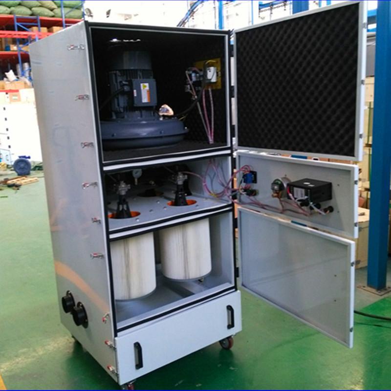 厂家 脉冲集尘机 移动柜式磨床脉冲集尘机生产厂家示例图3