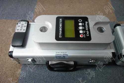无线数显测力仪