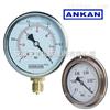 厂家直销: YTN-60B、YTN-100B 充油压力表/耐震-