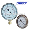 YTN-60B、YTN-100B 充油压力表/耐震-价格OEM-